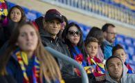 Dinamovistul Rivaldinho, in loja de onoare la Real Madrid - Barcelona! Si baiatul lui Mourinho a fost pe lista de invitati