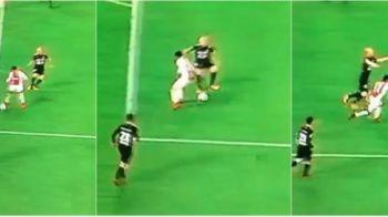 """Driblingul finalului de an! Un pusti de la Ajax i-a """"incheiat cariera"""" fundasului advers; fiul lui Kluivert a marcat si el un gol fabulos"""