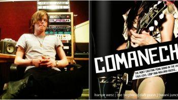 SPECIAL | Un cunoscut actor britanic canta intr-o formatie rock denumita in onoarea Nadiei Comaneci