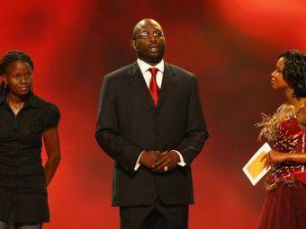 Primul si singurul Balon de Aur nascut in Africa va fi PRESEDINTE DE TARA! George Weah, castigator al alegerilor din Liberia