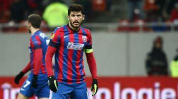 """Cristi Tanase, aproape de revenirea la Steaua! """"Dodel"""" a discutat deja cu Dica! Ce propunere i-a facut"""