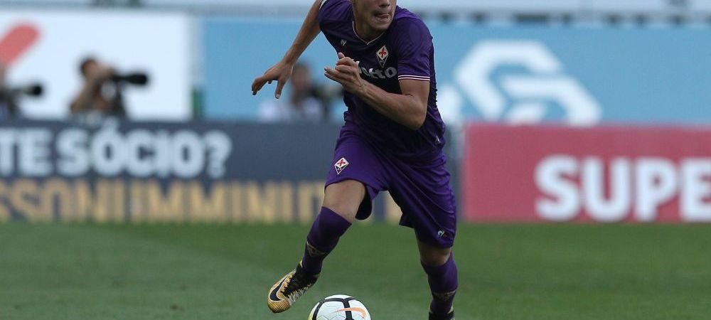 """Atac dur al lui Gica Hagi impotriva celor de la Fiorentina: """"De ce i-au promis lui Ianis ca va juca? Era in primii 100 de tineri jucatori, acum a disparut!"""""""