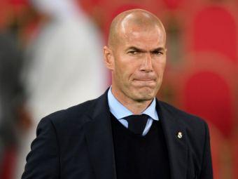 """NEBUNIE la Real Madrid! Un jucator s-a luat la cearta cu Zidane: """"Mai bine semnam cu Barcelona!"""" Ce s-a intamplat"""