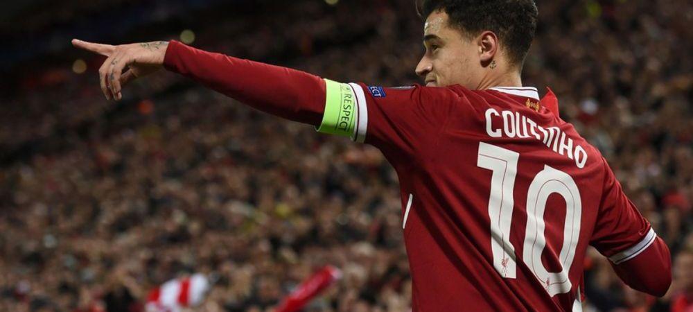 Liverpool a luat foc dupa ce Nike a anuntat transferul lui Coutinho la Barcelona: englezii anunta ca vor da in judecata firma de echipament sportiv