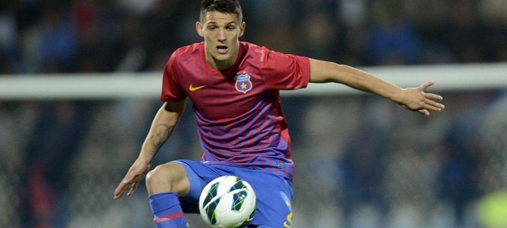Gabi Matei a semnat cu cea mai mica echipa din Europa! Va fi coleg cu un alt fost stelist