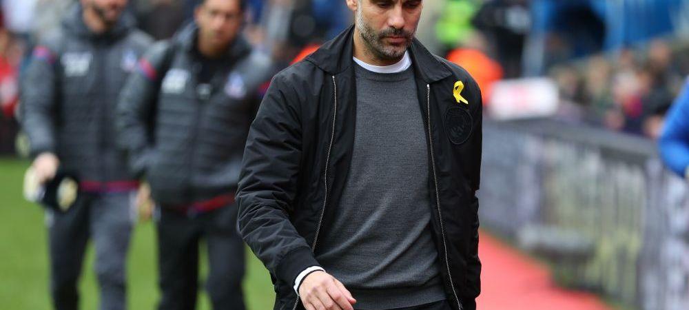 Un star de la Manchester City a fost DAT DISPARUT! Anuntul misterios al lui Guardiola