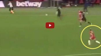 El e jucatorul care i-ar pune probleme si lui Usain Bolt la viteza! Ce a putut sa faca fostul jucator al Barcelonei! VIDEO