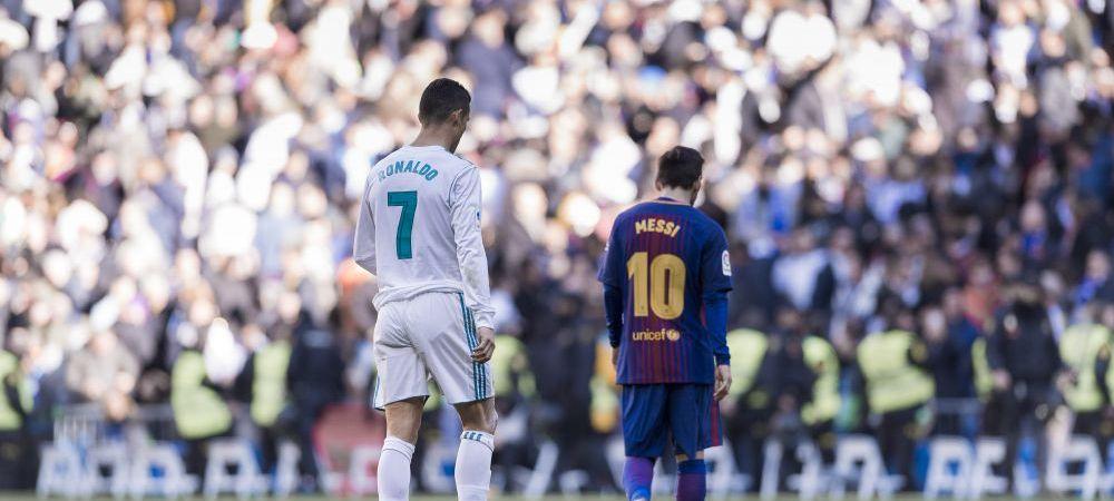 L'Equipe a anuntat echipa IDEALA din 2017! Real are cei mai multi jucatori, atac cu Ronaldo, Messi si Neymar! Messi nu a fost cel mai votat jucator