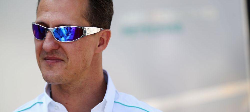 O fotografie cu Michael Schumacher, scoasa la vanzare pentru 1,1 MILIOANE DE EURO! Politia germana ancheteaza cazul: cine a facut poza