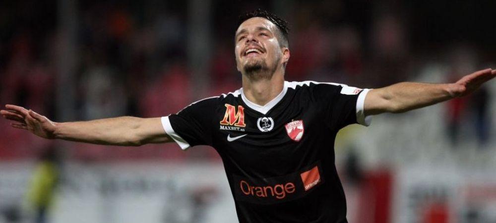 """A batut palma cu Dinamo si este asteptat sa semneze maine! Revenire de senzatie in """"Stefan cel Mare"""""""