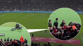 REVOLTATOR! SOCANT! Fanii lui West Ham i-au cantat unui jucator despre moartea copilului sau! Cum a reactionat fotbalistul