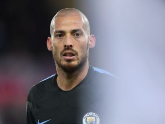 """DRAMA lui David Silva! Jucatorul de la Manchester City a dezvaluit motivul absentei sale: """"Fiul meu se lupta pentru viata in fiecare zi!"""""""