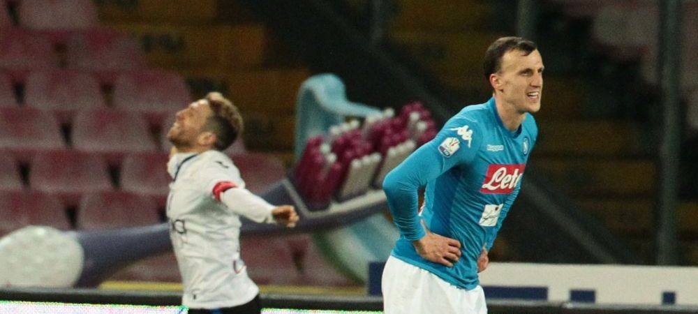 "Chiriches, facut PRAF la Napoli dupa gafa care a eliminat echipa din Cupa Italiei: ""Nu poate fi titular la nicio echipa din Italia!"""