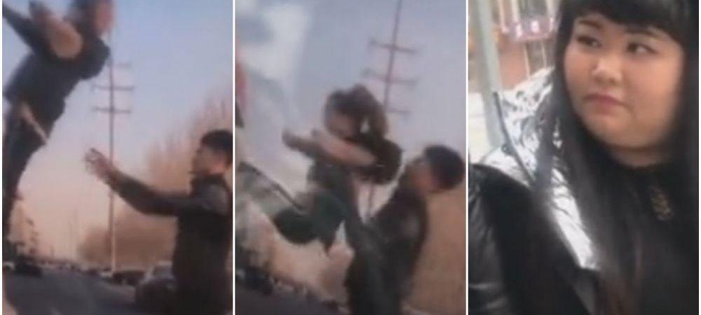 VIDEO FABULOS! Milioane de oameni s-au uitat la acest clip in primele ore ale anului! Ce face grasuta din imagine :)))))