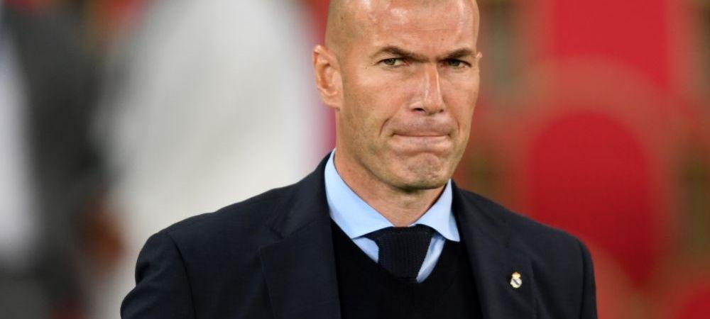 """Anunt BOMBA facut de Zidane la 2 ani dupa ce a preluat-o pe Real: """"Pot pleca oricand de aici!"""" Ce spune antrenorul francez"""