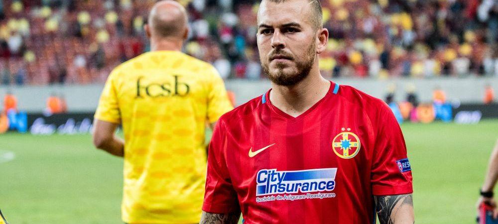 "Oferta INCREDIBILA primita de Steaua pentru Alibec: ""Luam 1 milion de euro in 4 luni!"" Ce raspuns a dat Becali"