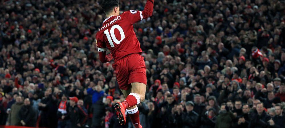 BREAKING NEWS | Coutinho devine al 2-lea cel mai scump jucator din istoria fotbalului! Liverpool a cedat si il lasa ACUM la Barcelona