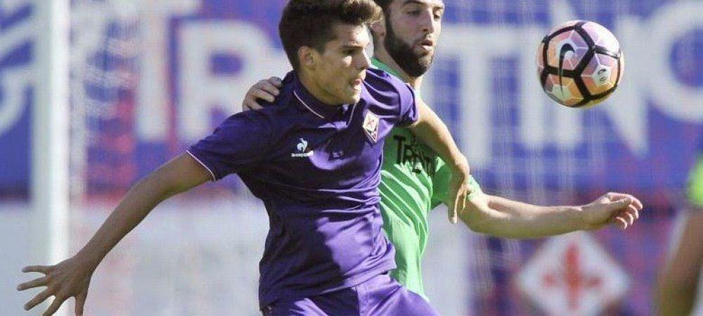 ULTIMA ORA   Viitorul il cumpara pe Ianis Hagi de la Fiorentina! Comunicatul oficial
