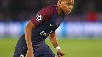 Mbappe s-a uitat la meciul Barcelonei si i-a placut ce a vazut :) Mesajul postat pe retelele de socializare de starul PSG-ului