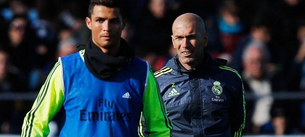 """LOVITURA URIASA primita de Zidane: """"Vreau sa plec la Liverpool!"""" Dupa Ronaldo, un alt star vrea sa plece de la Real"""