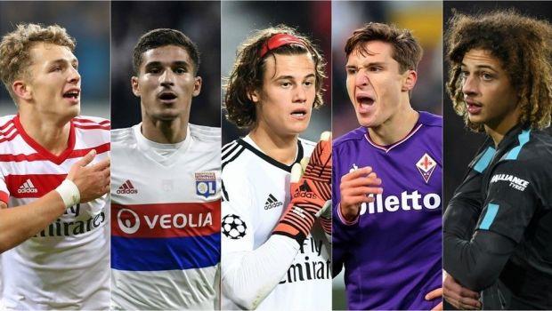 """Becali isi freaca mainile: un jucator de la Steaua, in top """"50 pentru viitor"""" facut de UEFA! """"Incepe sa-si justifice clauza de 50 mil"""""""