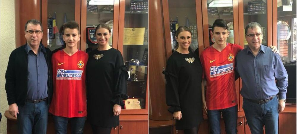Primii jucatori semnati de Steaua in 2018! Ros-albastrii si-au blindat doi dintre pustii de mare viitor