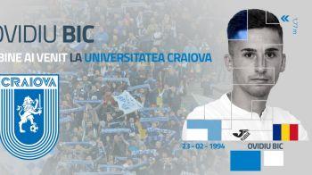 OFICIAL   Craiova a anuntat si ea primul transfer pe 2018! Oltenii si-au luat mijlocas din Liga I cu 200.000 euro