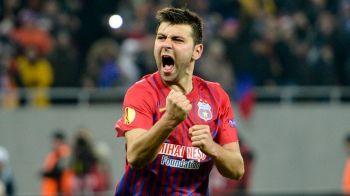 Transfer urgent pentru stelisti! Fara Gnohere, suspendat, si cu Alibec iesit din forma, Dica nu are solutii pentru meciurile cu Dinamo si CFR