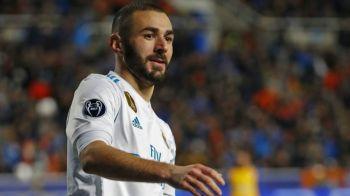 Schimb GALACTIC pentru Real: Benzema, inlocuit cu golgheterul din Serie A! Anuntul facut de Gazzetta dello Sport