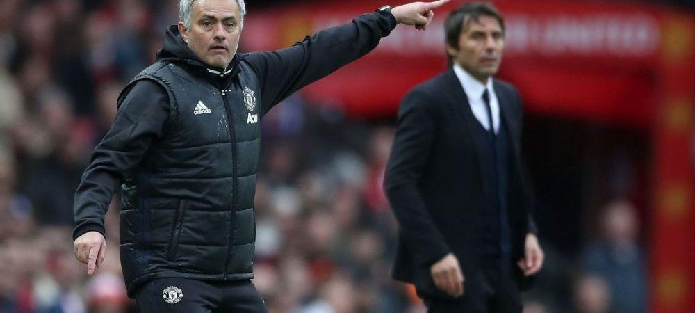 "RAZBOI ca in Liga I in Premier League! Conte l-a facut senil si clovn pe Mourinho, portughezul a replicat: ""Eu nu fac BLATURI ca el!"""