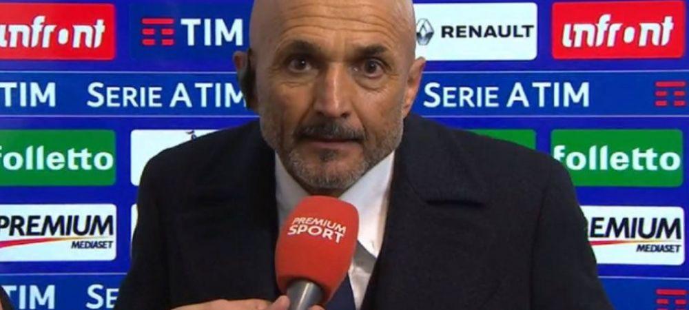 """Declaratia inceputului de an in fotbal: """"Nu mai suport! Pana si mama de 80 de ani stie ca am nevoie de transferul asta!"""" Ce l-a enervat pe Spalletti"""
