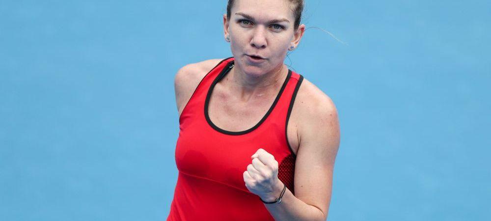 Simona Halep a distrus BLESTEMUL din tenisul feminin! Ce s-a intamplat pentru prima data de la Wimbledon 2016