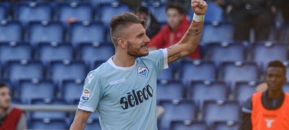 NEBUNIE cu 7 goluri in meciul lui Lazio din Serie A! Cat e scorul in partida cu SPAL: Immobile a inscris de 4 ori!