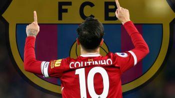 Coutinho a plecat la Barcelona pentru 160 de milioane de euro! Anuntul OFICIAL a fost facut: clauza de reziliere: 500 de milioane de euro
