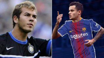 Adus in Europa de Inter, Coutinho putea avea soarta lui Alibec! Cine e omul care i-a salvat cariera si ce TEAPA URIASA au luat italienii