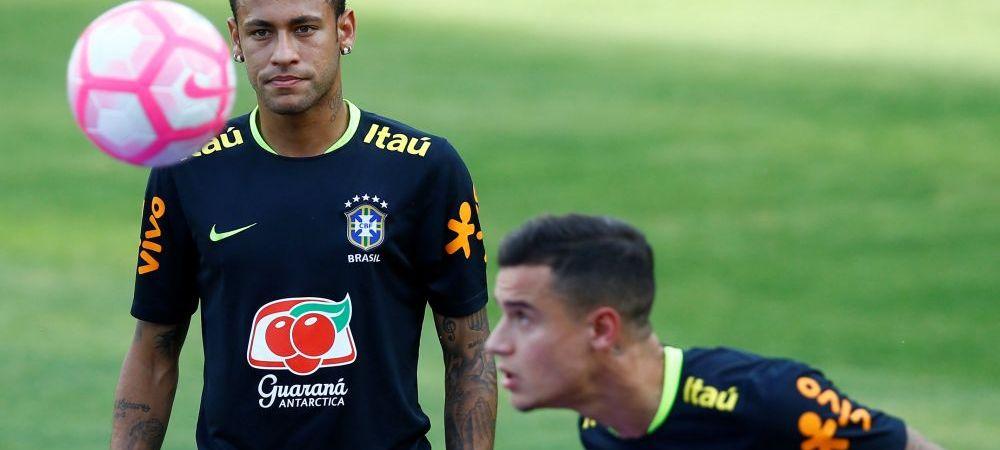 """""""Neymar e furios pe Coutinho!"""" Anuntul neasteptat facut in Spania dupa transferul de 160 de milioane de euro! De ce s-a enervat Neymar"""