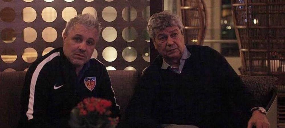 Surpriza pentru Marius Sumudica! Mircea Lucescu a venit in cantonamentul celor de la Kayserispor! Ce a facut selectionerul Turciei