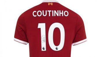 Reguli noi in era transferurilor pe sute de milioane! Ce se intampla cu suporterii care si-au cumparat tricouri cu numele lui Coutinho