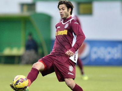 Fotbalist nou la primul antrenament al lui Dinamo in 2018! Ce mijlocas a adus Miriuta