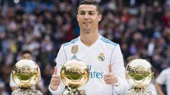 """""""A fost FURT! Eu meritam Balonul de Aur, nu Cristiano Ronaldo!"""" Atac fara precedent al unui jucator de TOP! Ce a declarat"""