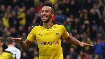 Asta ar fi SOCUL ANULUI, nu doar al iernii! Cu ce echipa semneaza Aubameyang: cluburile s-au inteles, Borussia va primi 72 de milioane de euro