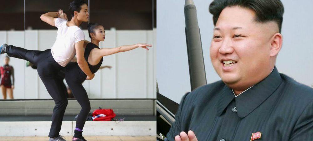 Ce se intampla cu cei doi patinatori din Coreea de Nord calificati la jocurile olimpice de iarna