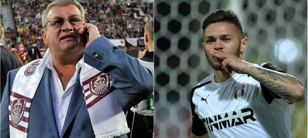 "EXCLUSIV   Pana sa-l ia pe Ionita, CFR-ul face alt transfer! Muresan: ""Vine pe 12, direct in cantonament"""