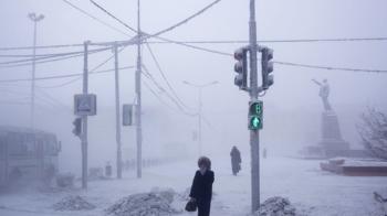 Viata in cel mai friguros oras de pe planeta: temperatura medie e de -50 de grade Celsius, iar recordul e de -71.2