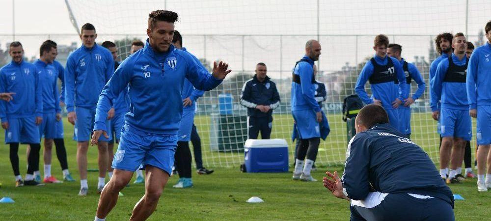 Transfer de TITLU pentru Craiova! Un campion din Liga 1 isi negociaza revenirea in Romania