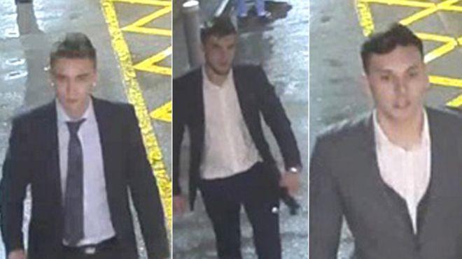 "Un barbat a fost atacat in tren de un grup dupa ce a raspuns la intreabarea: ""Cu ce echipa tii?"" Cum era imbracat"