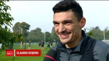 "Keseru a dezvaluit cum l-a convins Sumudica sa vina la Kayseri: ""Parca as fi Messi!"""