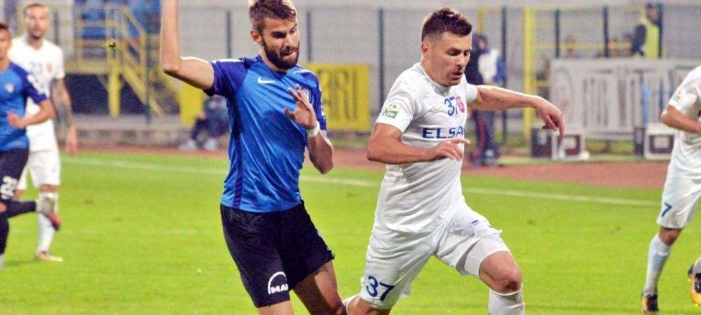 CFR a mai transferat un fotbalist din Liga I. Achizitie low-cost de la o echipa de Play Off