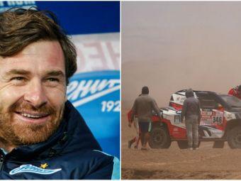 Villas Boas a abandonat Raliul Dakar, dupa ce a fost transportat LA SPITAL in urma etapei a patra. Ce a patit