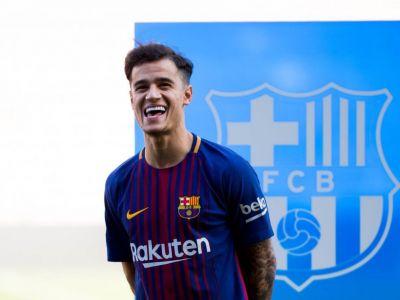 """Fantastic! Un procent din transferul lui Coutinho se duce in Brazilia si salveaza un club de la faliment: """"Ce fericire!"""""""
